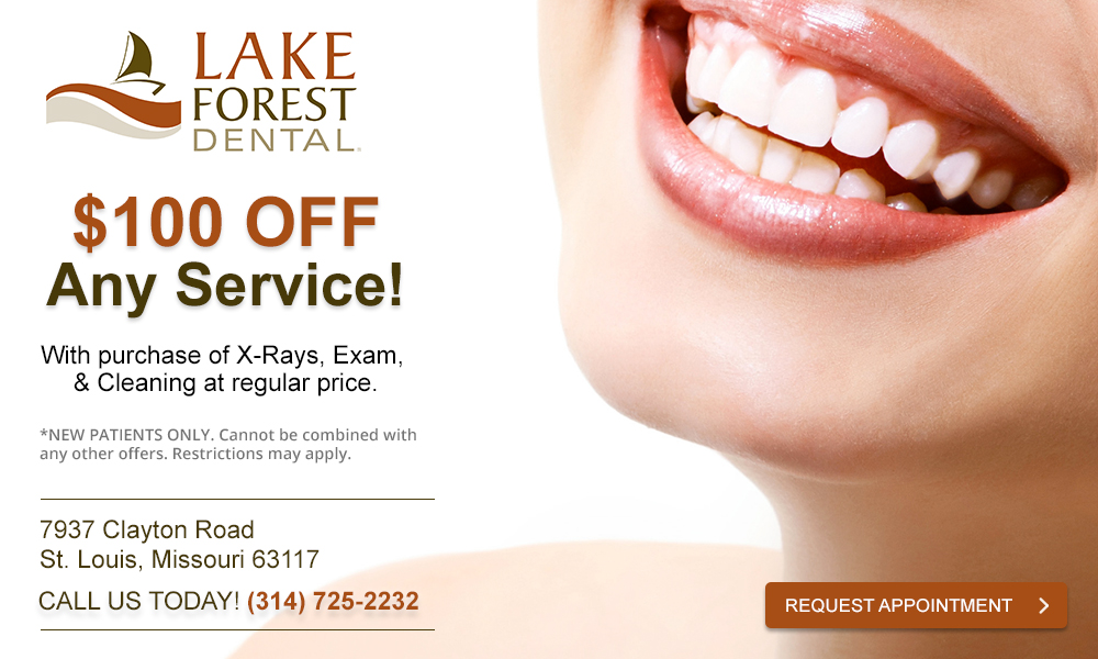Lake Forest Dental Special 2